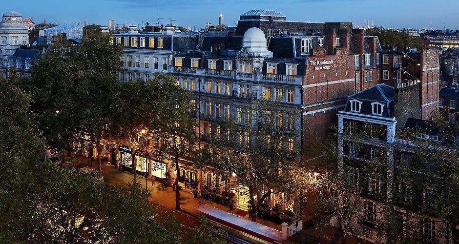 Podłącz miejsca Londyn